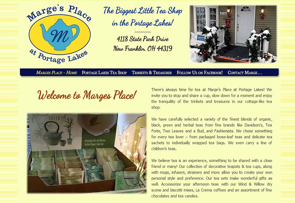 Marges Place at Portage Lakes, OH 44319