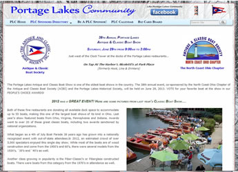 The Antique and Classic Boat Show