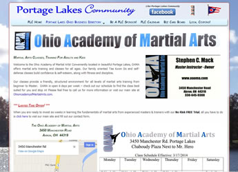 Ohio Academy of Martial Arts