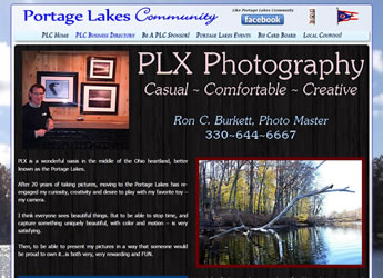 PLX Photography - Ron Burkett - Portage Lakes OH