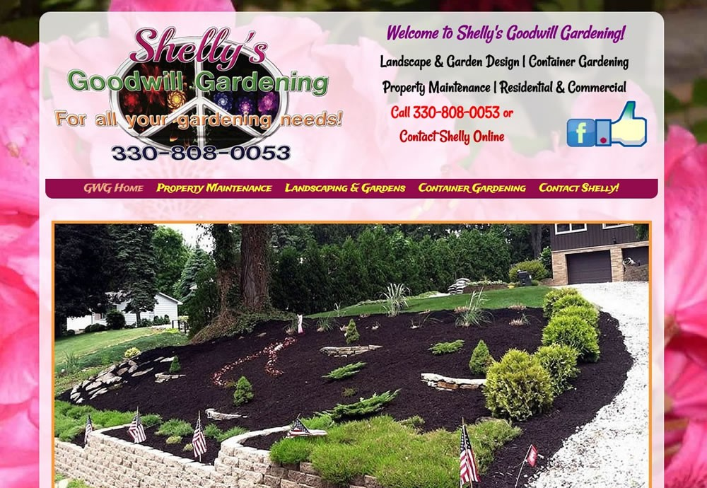 Shellys Goodwill Gardening - Portage Lakes OH