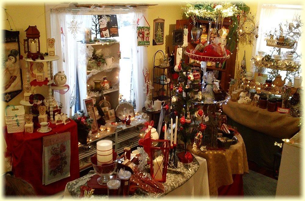 Marges Place Portage Lakes Tea Shop