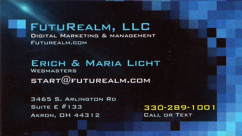 FutuRealm Digital Management - Your Hosts