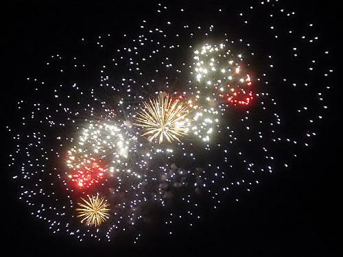 Portage Lakes Fireworks - 2018