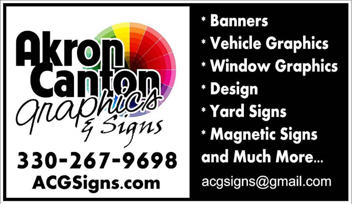 Akron-Canton Graphics & Signs