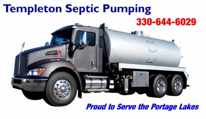 Templeton Septic Pumping - Portage Lakes 44319