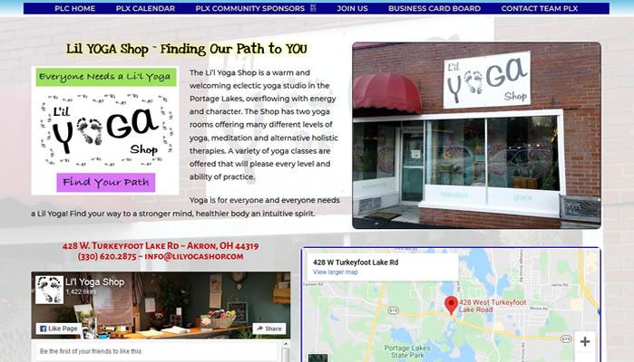 Lil Yoga Shop 44319 - Jen Klinect