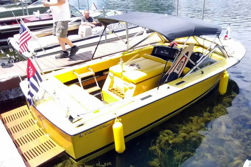 Portage Lakes Classic Boat Show