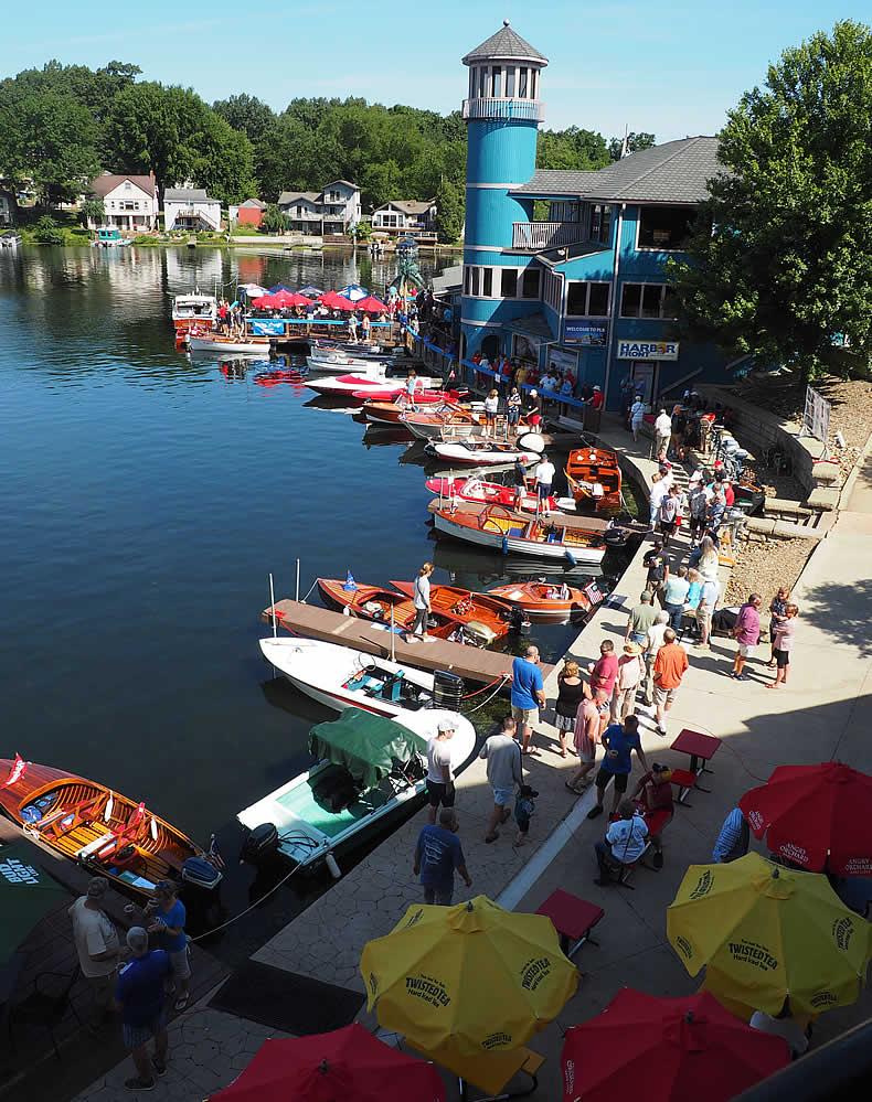 2021 Antique & Classic Boat Show - Portage Lakes