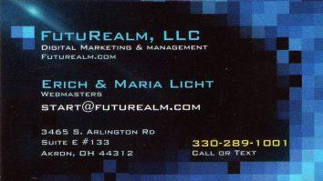 FutuRealm Digital Management - Your Hosts